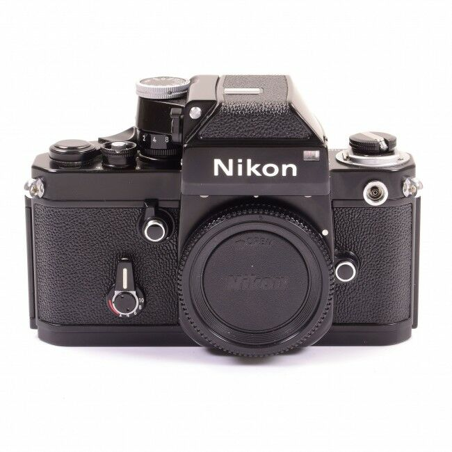 Nikon F2 DP-1 Photomic Black