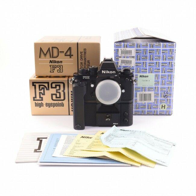 Nikon F3H HP High Speed Set + Box Very Rare
