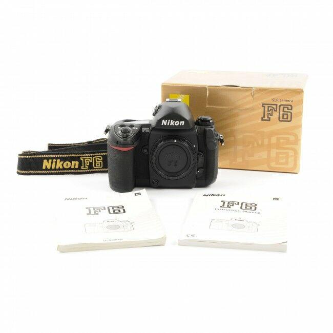 Nikon F6 + Box