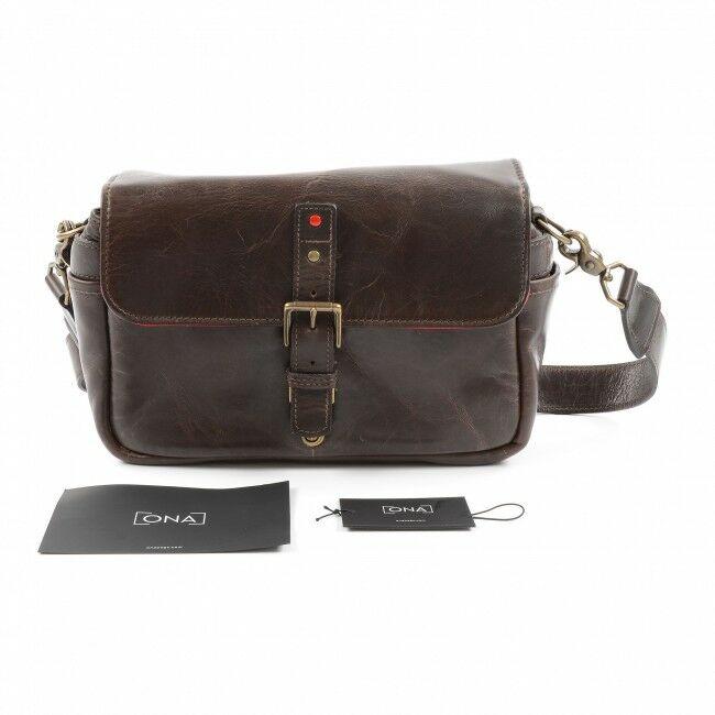 ONA - Bowery For Leica - Camera Messenger Bag - Dark Truffle Leather