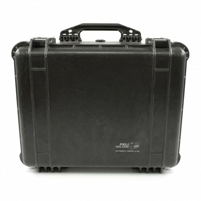 Pelican 1550 Protector Case Black