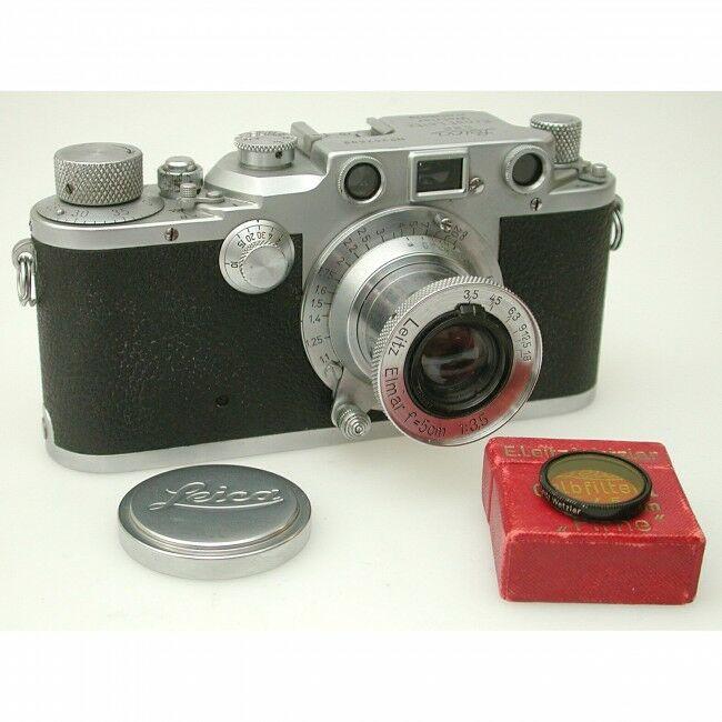 Leica IIIC Luftwaffen-Eigentum