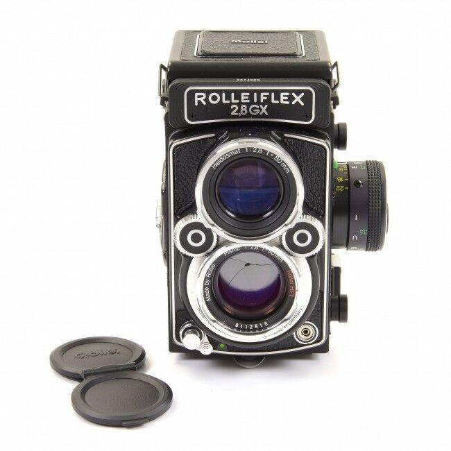 Rolleiflex 2.8GX 1st Version