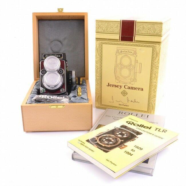 Rolleiflex 2,8GX Club Jersey by Mr. Ian Parker + Box
