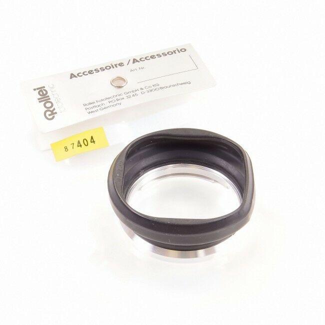Rolleiflex Bay III Rubber Lens Hood