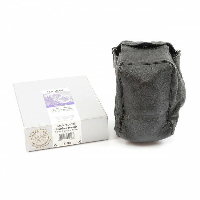 Rolleiflex 2.8GX Soft Case + Box