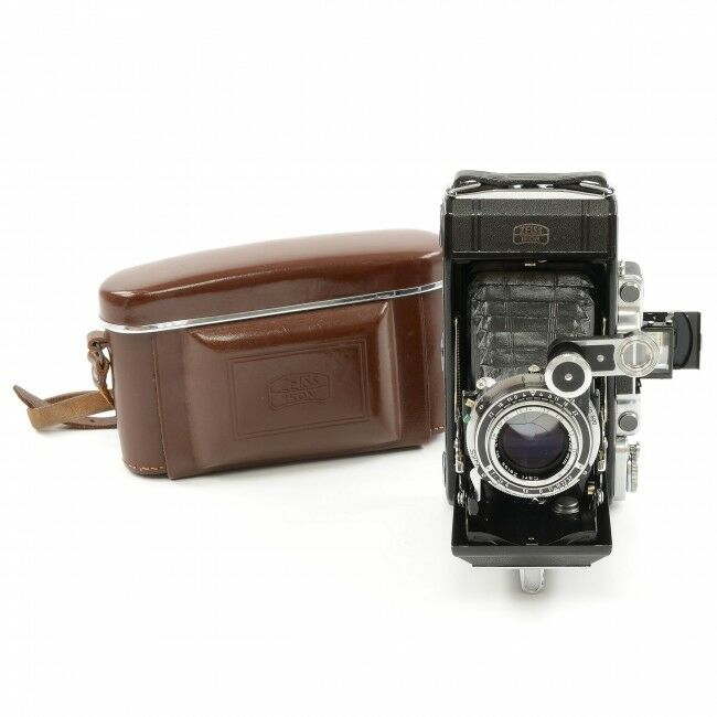 Zeiss Ikon Super Ikonta 6x9 + Mask + Case