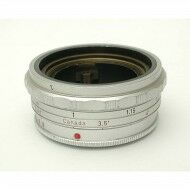 Leica ZOOEP / 16463 Adapter Chrome