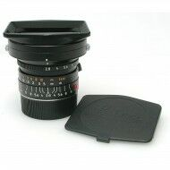 Leica 24mm f2.8 Elmarit-M ASPH Black 6-Bit
