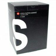 Leica 24mm f3.5 Super-Elmar-S ASPH + Box