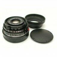 Leica 40mm f2.8 Elmarit-C