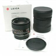 Leica 50mm f1.4 Summilux-R E60 ROM + Box