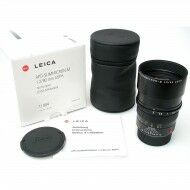 Leica 90mm f2 APO-Summicron-M ASPH Black 6-Bit + Box