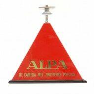 Alpa Camera Display Stand Rare