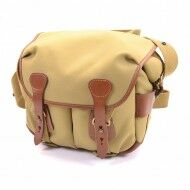 Billingham 106 Camera System Bag Khaki / Tan Leather Trim