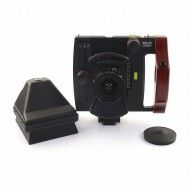 Cambo Wide DS 4x5 Inch Large Format Camera + Schneider-Kreuznach 58mm5.6 Super-Angulon XL Lens