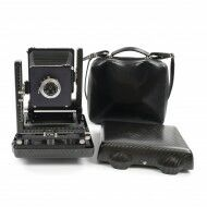 Carbon Infinity 4x5 Inch Folding View Camera
