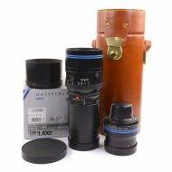 Carl Zeiss 350mm f5.6 Tele-Superachromat T* CFE + 1.4XE Japanese Star + Box For Hasselblad V System Rare Lens