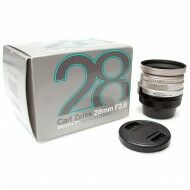 Carl Zeiss 28mm f2.8 Biogon T* For Contax G + Box