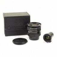 Carl Zeiss 21mm f2.8 Biogon T* Black For Contax G1 / G2 + Box