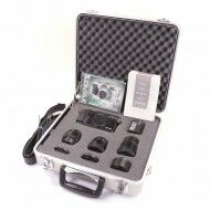 Contax G2 Black Set With 3 Lenses + Case Etc. Rare