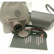 Leica D-Lux 4 Titanium Set Limited Edition