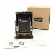 Ebony SV45TE 4x5 Inch Field Camera + Box