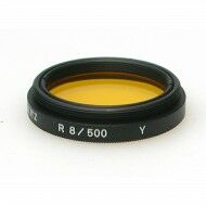 Leica Yellow Filter For Telyt MR 500mm f8 Black + Box