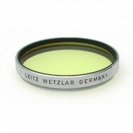Leica E41 Yellow 1 Filter Chrome + Box