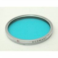 Leica E43 BL Blue Filter Chrome