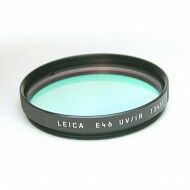 Leica E46 UV/IR Filter + Box