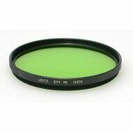 Leica E77 Yellow-Green Filter Black + Box