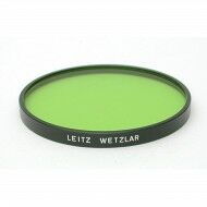 Leica Series VIII Yellow - Green Filter Black + Box