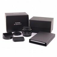 Fuji Fujinon XF 18mm f2 R Super-EBC Lens + Box