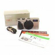 Fujifilm TX-1 + Box