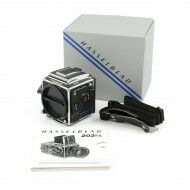 Hasselblad 202FA Chrome + Box