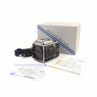 Hasselblad 203FE Chrome Millennium Edition Japanese Star + Box Rare Set