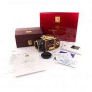 Hasselblad 503CW Gold Supreme + Box Rare Winner of Hasselblad Sales Competition