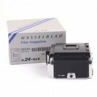 Hasselblad A24 Film Back Chrome + Box