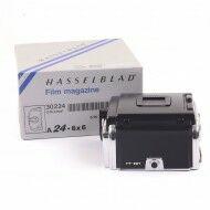 Hasselblad A24 Film Back Chrome + Box