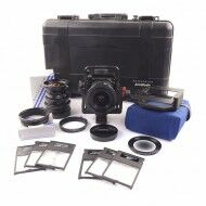 Hasselblad Arcbody Set Complete 45mm + 75mm Lenses