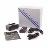 Hasselblad Battery Pack + Charger CFV + Box