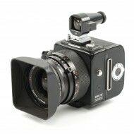 Hasselblad SWC/M + 38mm Biogon + A12 Set Black