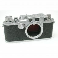 Leica IIIC  Conversion To IIIF Rare Version