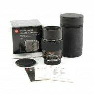 Leica 100mm f2.8 APO-Macro-Elmarit-R ROM + Box