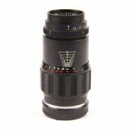 Leica 135mm f4 Elmar In Tele-Elmar Barrel Pre-Series Rare