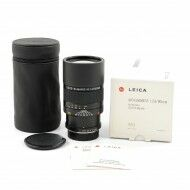Leica 180mm f2.8 Elmarit-R ROM + Box