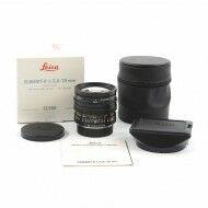 Leica 19mm f2.8 Elmarit-R + Box