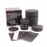 Leica 21mm f2.8 Elmarit-M ASPH Black 6-Bit + Box