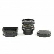 Leica 21mm f3.4 Super-Angulon Black Fits Also M5 and CL